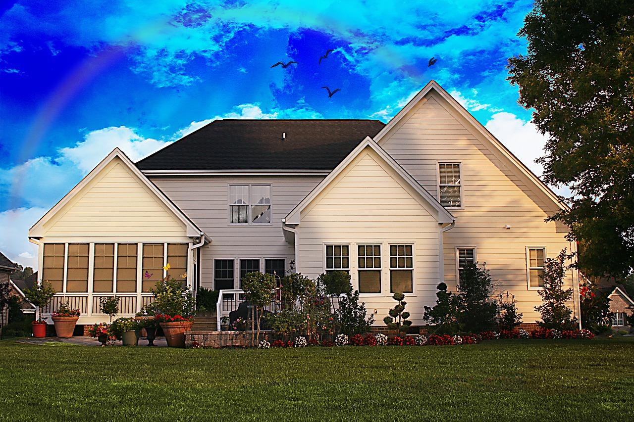 Domy, stavby, reality - vše, co vás zajímá
